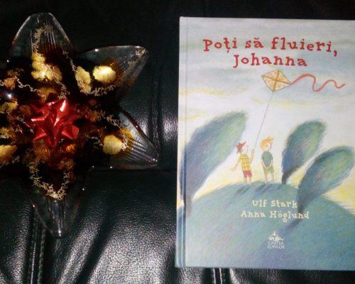 Poți să fluieri Johanna de Ulf Stark – Recenzie