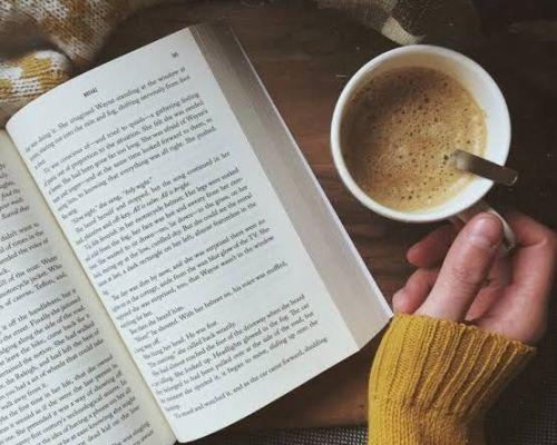 Monștrii literari: booktag stam acasă