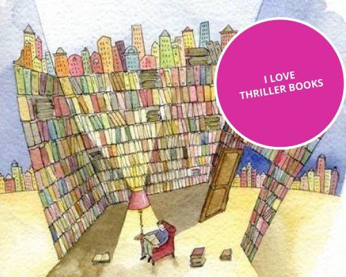 Thriller – gen literar numai bun de citit