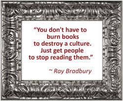 bradbury-on-books
