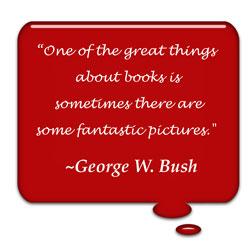 bush-on-books