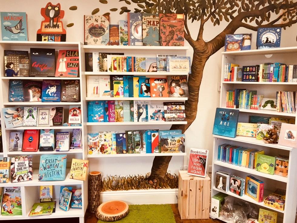 Bookworms website 2