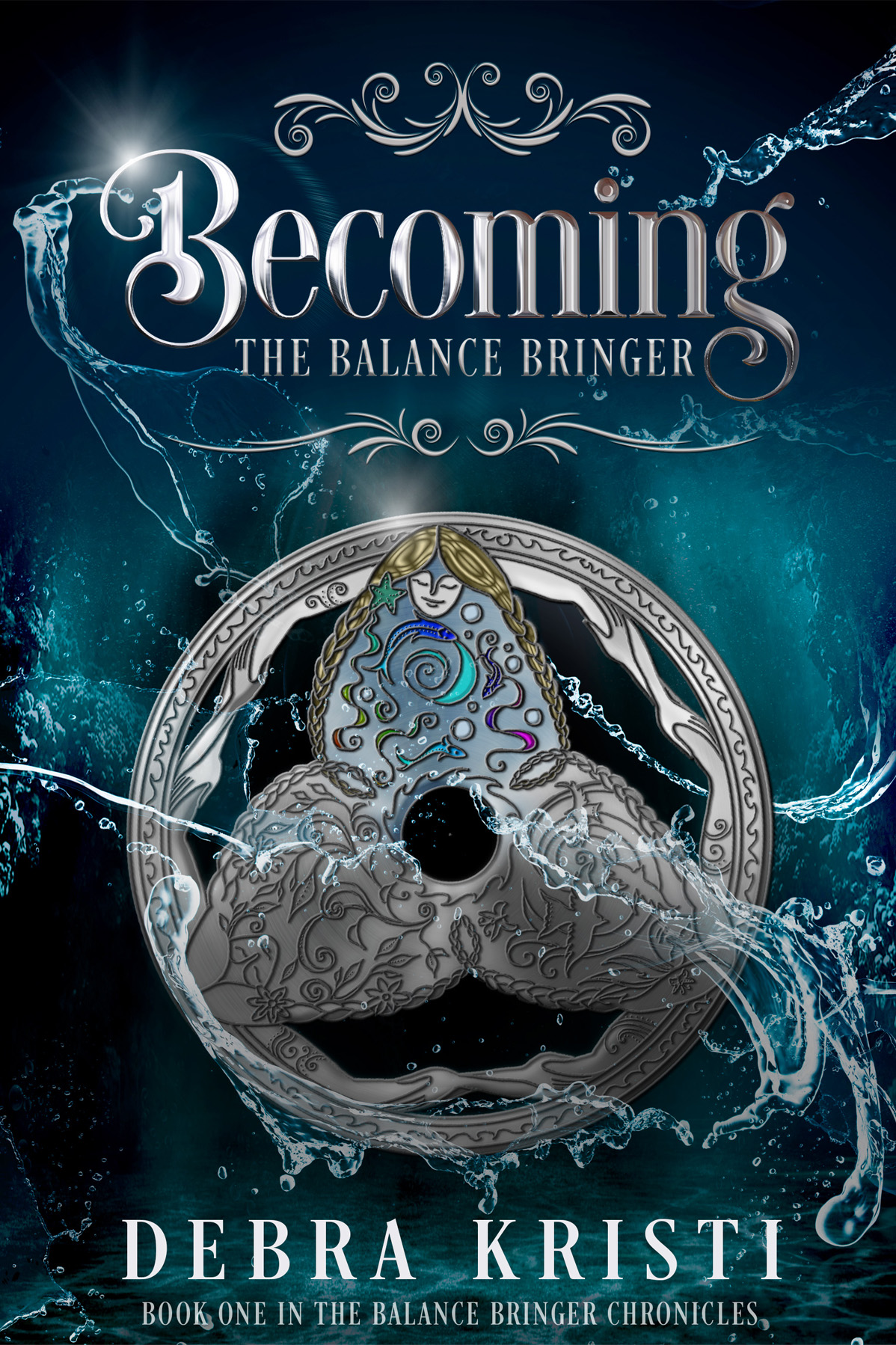 Becoming - the Balance Bringer by Debra Kristi, cover by Book Cover Corner