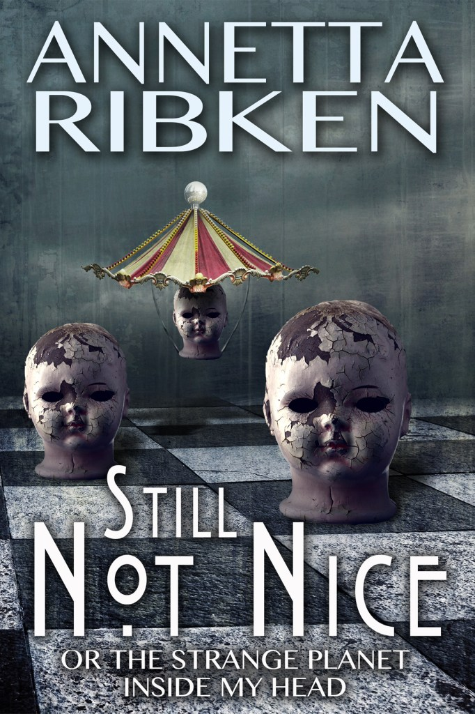 Still Not Nice by Annetta Ribken, cover by Book Cover Corner