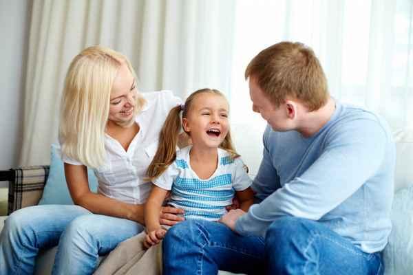 Оссобенности взаимоотношений детей и родителей в семье. - 2