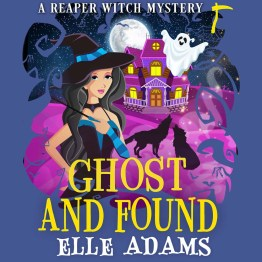 Ghost and Found AUDIO