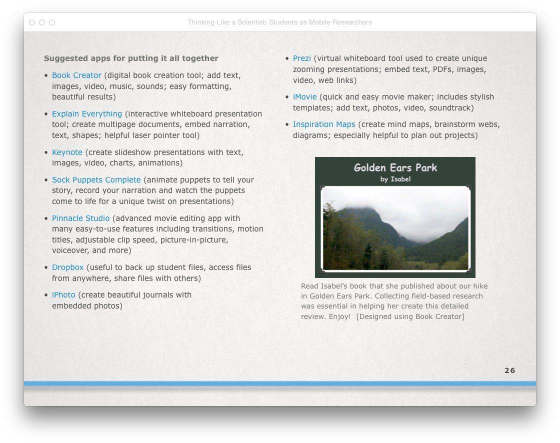 Apple Distinguished Educators Choose Book Creator As Their