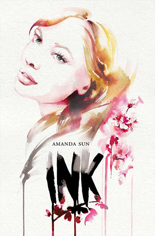 Cover Crush: Ink (The Paper Gods #1) by Amanda Sun