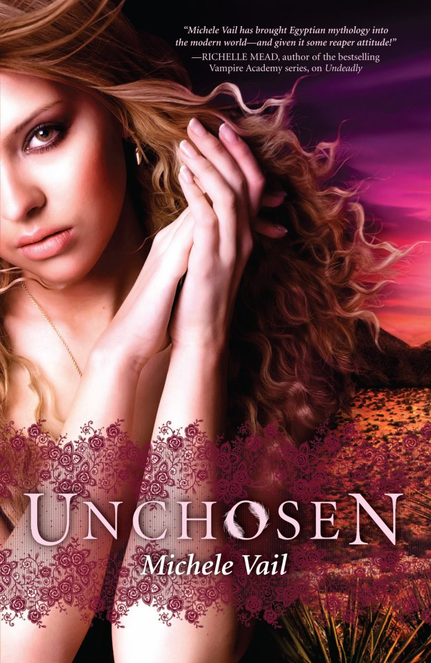 Cover Reveal: Unchosen by Michele Vail