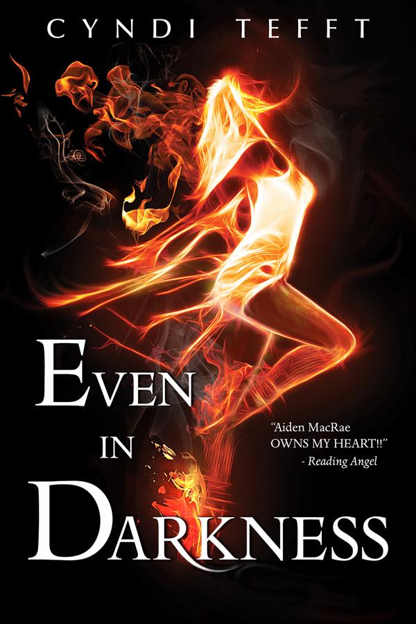 Cover Reveal: Even In Darkness (Between #3)