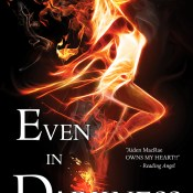 Cover Reveal: Even In Darkness (Between #3)