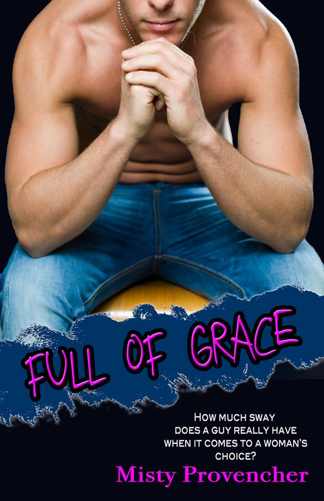 Blog Tour: Review – Full of Grace by Misty Provencher