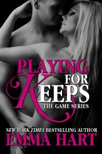 PLAYING FOR KEEPS COVER
