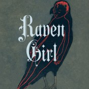 Cover Crush: Raven Girl by Audrey Niffenegger