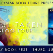 Blog Tour Book Blast & Giveaway: Soul Taken by Katlyn Duncan