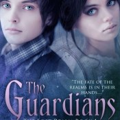 Cover Reveal: The Guardians (The Lost Realm #1) by K. L. Penington