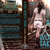 Cover Reveal & Giveaway: A Risk Worth Taking by Heather Hildenbrand