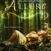 Cover Reveal & Giveaway: Allure (The Hoodoo Apprentice #2) by Lea Nolan