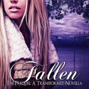 Cover Reveal: Fallen by Stacy Claflin