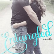 Cover Reveal: Entangled (The Evolve Series) by S.E. Hall