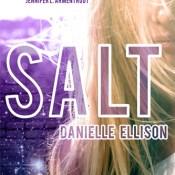 Cover Reveal & Giveaway: SALT by Danielle Ellison