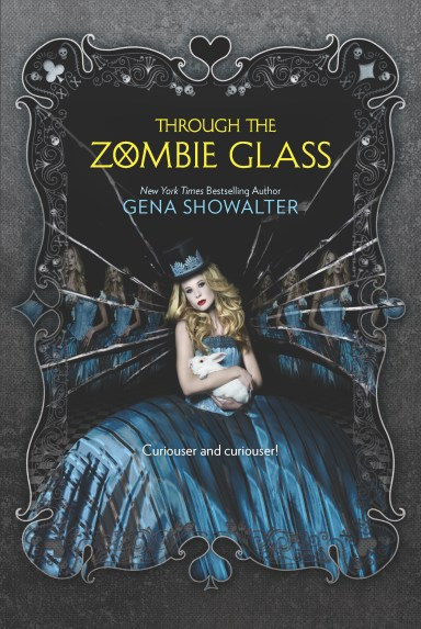 Through the Zombie Glass_cover