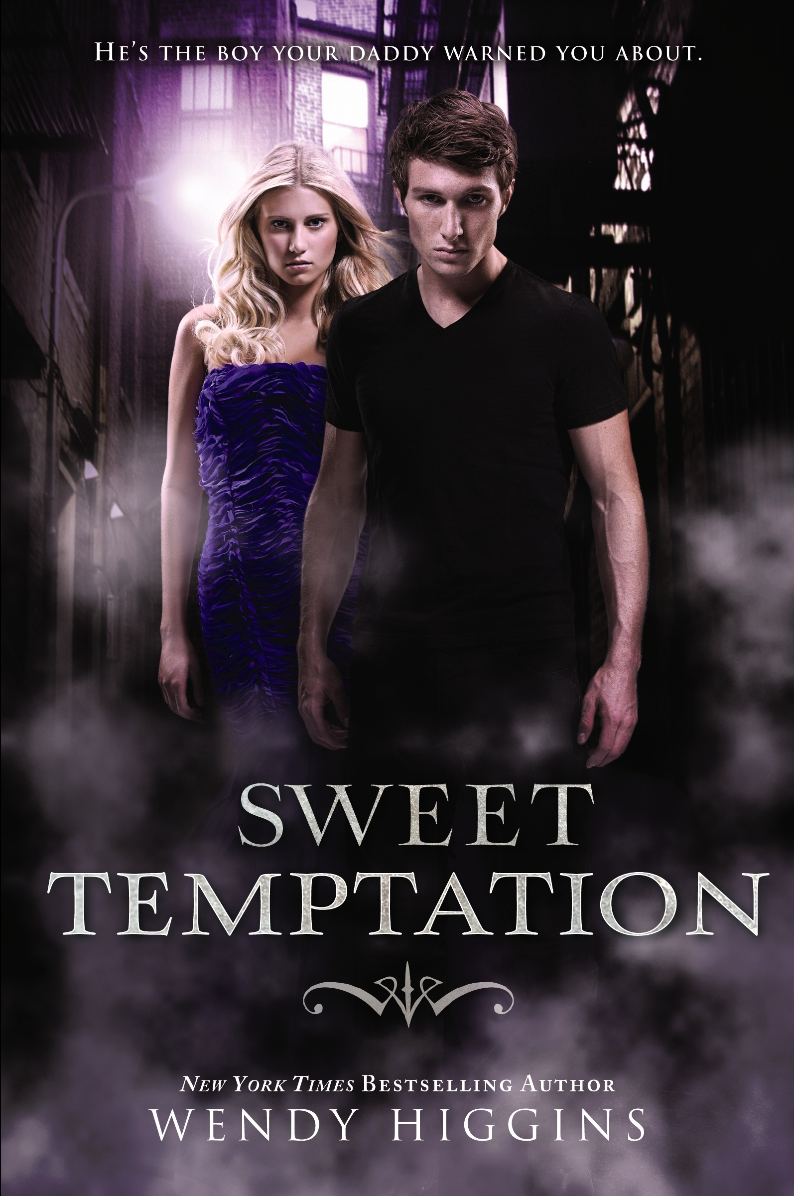 Cover Reveal & Giveaway: Sweet Temptation by Wendy Higgins