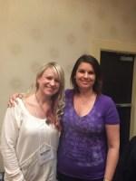 Wendy Higgins & Shannon