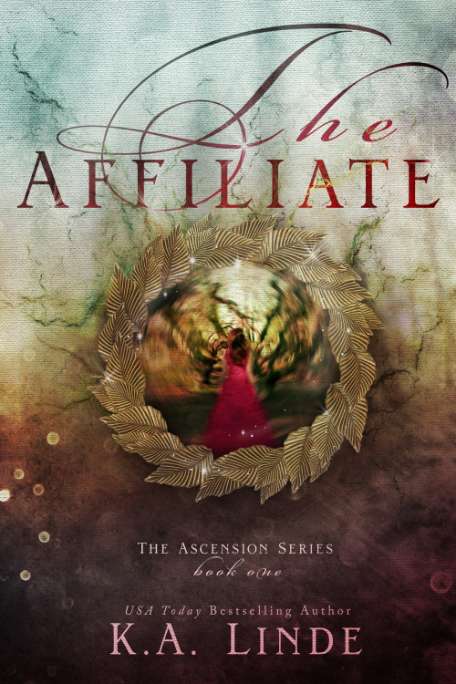 Cover Reveal & Giveaway: The Affiliate by K.A. Linde