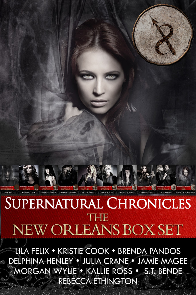 Cover Reveal & Giveaway: Supernatural Chronicles Box Set – Dynamis