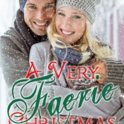 Review: A Very Faerie Christmas by Elle Christensen