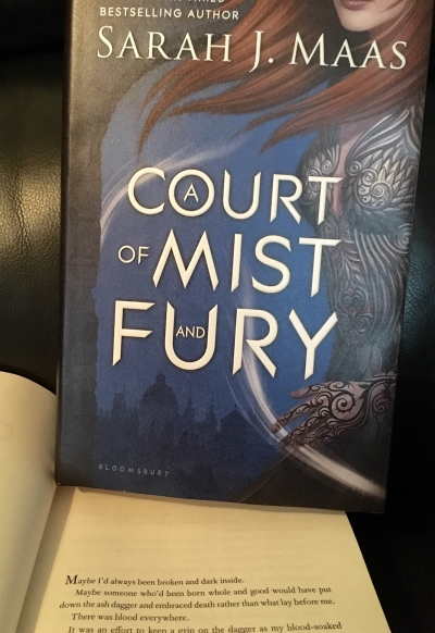 first lines friday ACOMAF