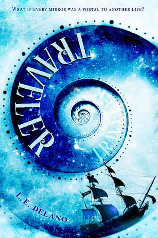 Books On Our Radar: Traveler by L.E. Delano