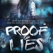Cover Reveal: Proof of Lies by Diana Rodriguez Wallach