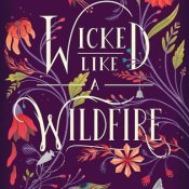 Cover Crush: Wicked Like a Wildfire by Lana Popović