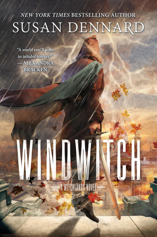 Books On Our Radar: Windwitch (The Witchlands #2) by Susan Dennard