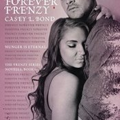 Author Interview: Forever Frenzy (Frenzy #6) by Casey L. Bond