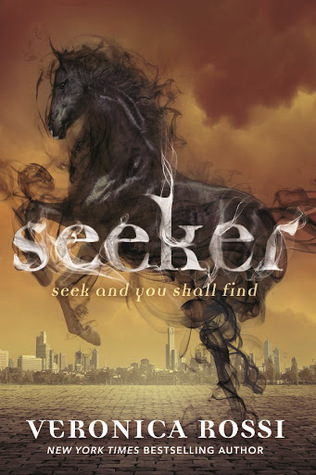 Books On Our Radar: Seeker (Riders #2) by Veronica Rossi