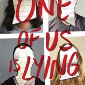 ARC Review: One of Us is Lying by Karen M. McManus