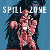 Blog Tour & Review: Spill Zone by Scott Westerfeld & Alex Puvilland