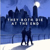 Cover Crush: They Both Die at the End by Adam Silvera