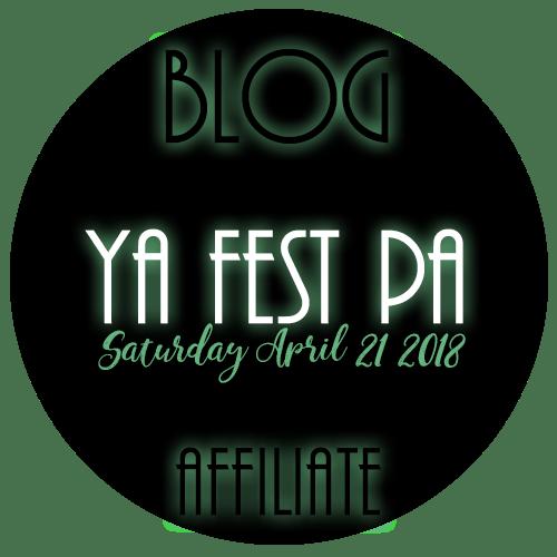 News: YA FEST PA Author Announcement!