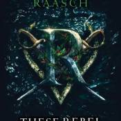 Cover Crush: These Rebel Waves by Sara Raasch