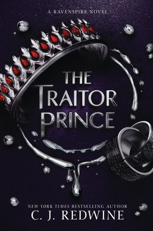 Books On Our Radar: The Traitor Prince by C.J. Redwine