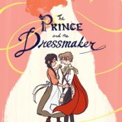 Blog Tour, Favorite Panel & Review: The Prince and the Dressmaker by Jen Wang