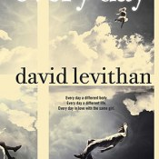 Book Rewind · Review: Every Day by David Levithan
