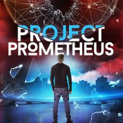 Cover Reveal: Project Prometheus by Aden Polydoros