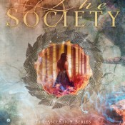 Cover Reveal: The Society (Ascension #4) by K.A. Linde
