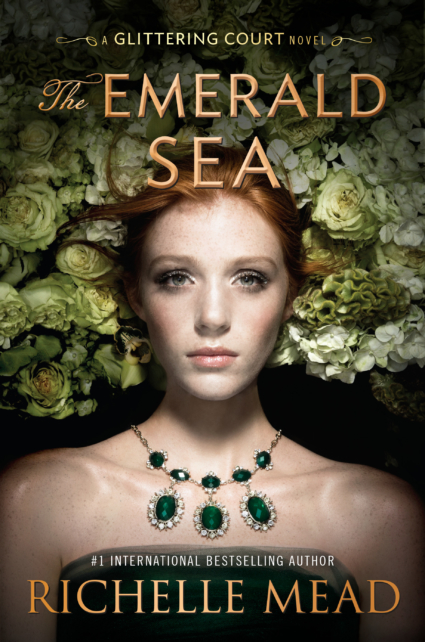 Blog Tour & Feature: The Emerald Sea by Richelle Mead