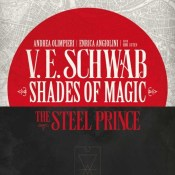 News: First Look! The Steel Prince – V.E. Schwab's Shades of Magic Prequel Comic